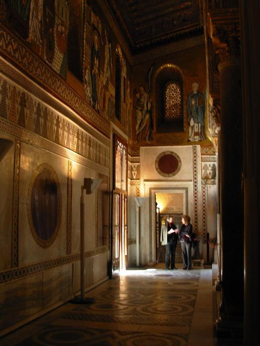 Палаццо Норманни или Палаццо Реале-Palazzo dei Normanni- Норманнский дворец 90625