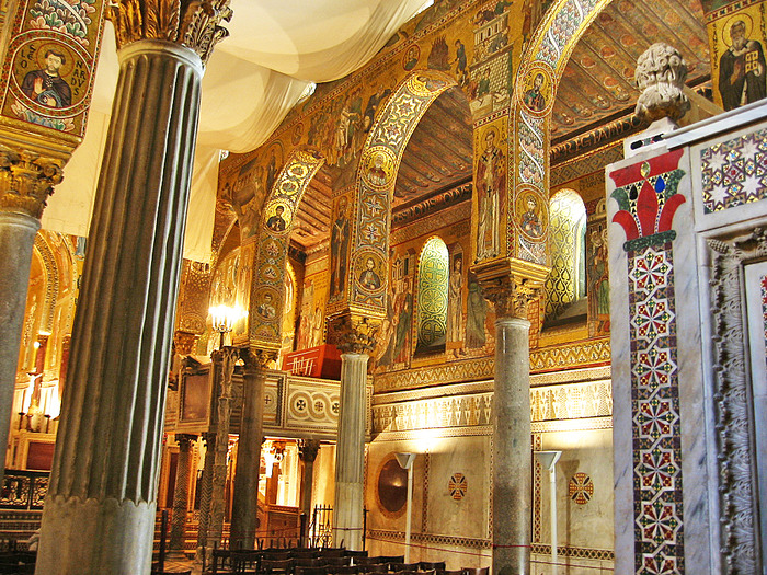 Палаццо Норманни или Палаццо Реале-Palazzo dei Normanni- Норманнский дворец 87530