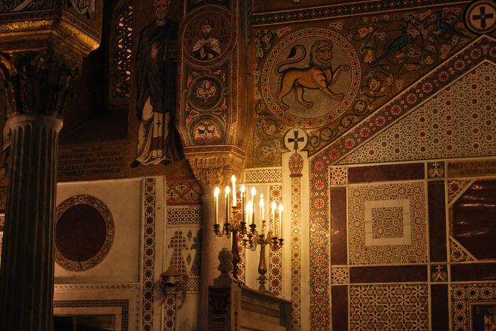 Палаццо Норманни или Палаццо Реале-Palazzo dei Normanni- Норманнский дворец 27999