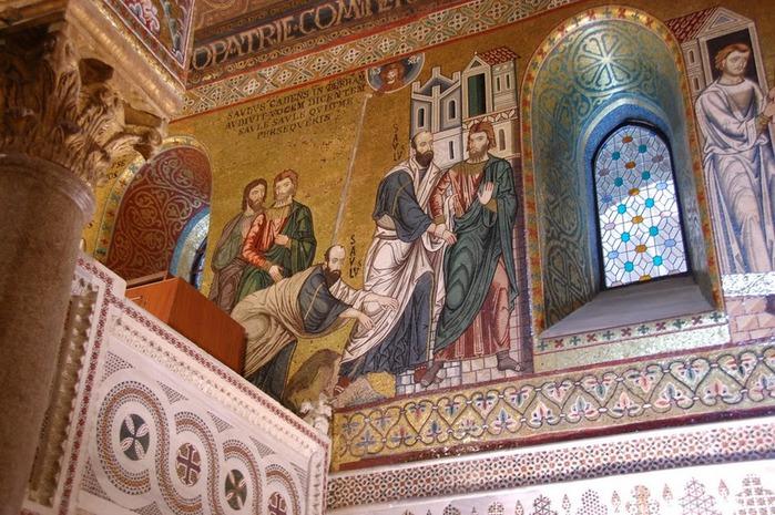 Палаццо Норманни или Палаццо Реале-Palazzo dei Normanni- Норманнский дворец 53175