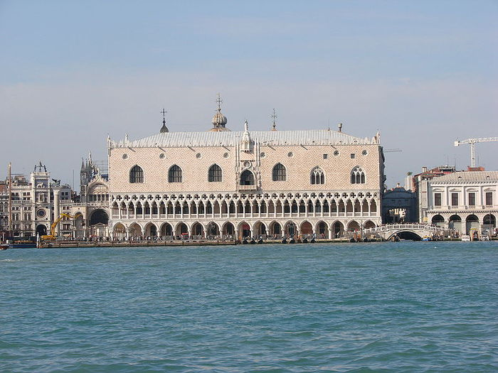 Дворец Дожей (Palazzo Ducale)-ВЕНЕЦИЯ 82577