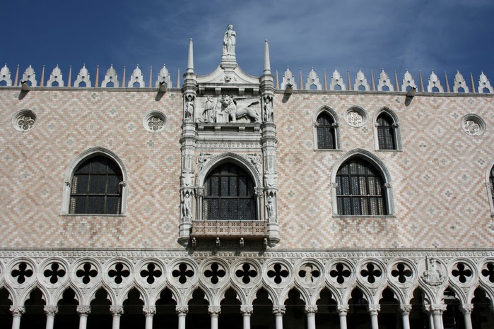 Дворец Дожей (Palazzo Ducale)-ВЕНЕЦИЯ 39647