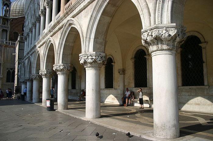 Дворец Дожей (Palazzo Ducale)-ВЕНЕЦИЯ 69950