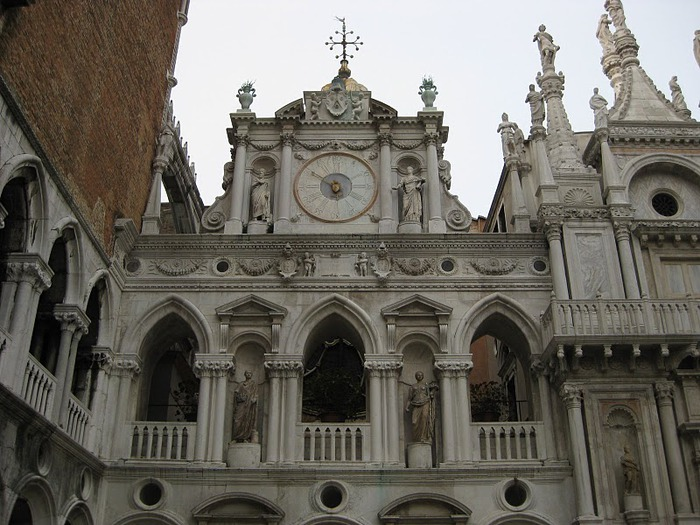 Дворец Дожей (Palazzo Ducale)-ВЕНЕЦИЯ 85230