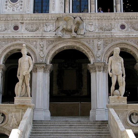 Дворец Дожей (Palazzo Ducale)-ВЕНЕЦИЯ 52816