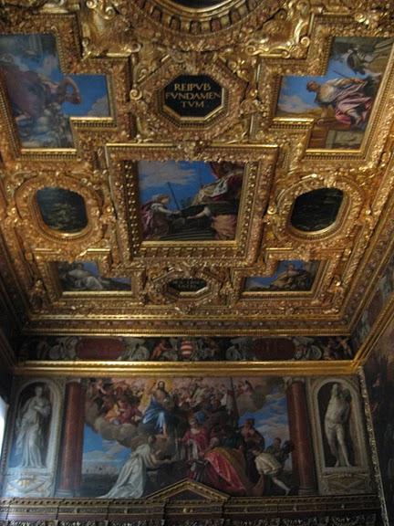 Дворец Дожей (Palazzo Ducale)-ВЕНЕЦИЯ 21568