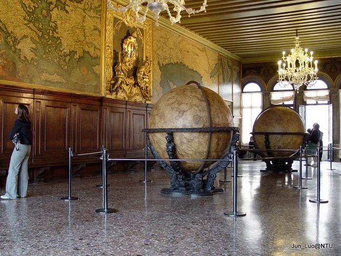 Дворец Дожей (Palazzo Ducale)-ВЕНЕЦИЯ 10679