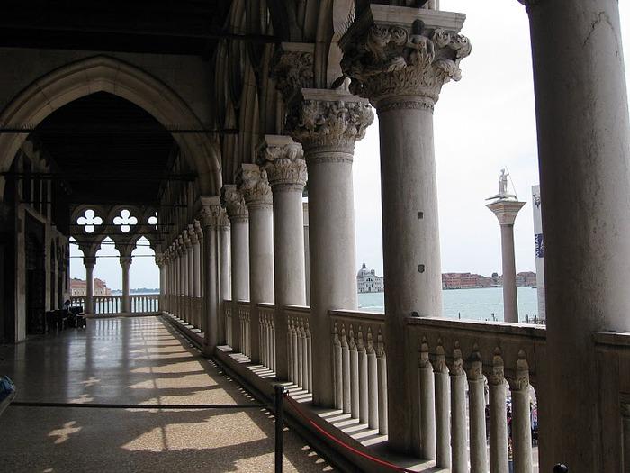 Дворец Дожей (Palazzo Ducale)-ВЕНЕЦИЯ 14489