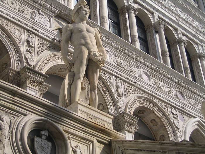 Дворец Дожей (Palazzo Ducale)-ВЕНЕЦИЯ 36934