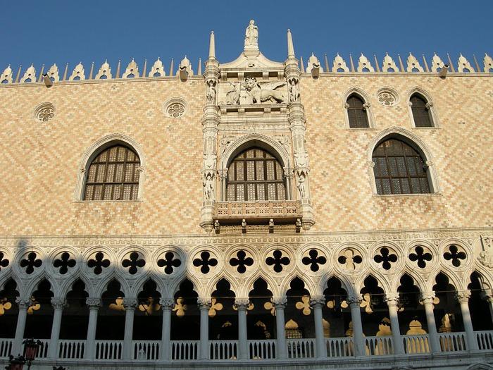 Дворец Дожей (Palazzo Ducale)-ВЕНЕЦИЯ 41583