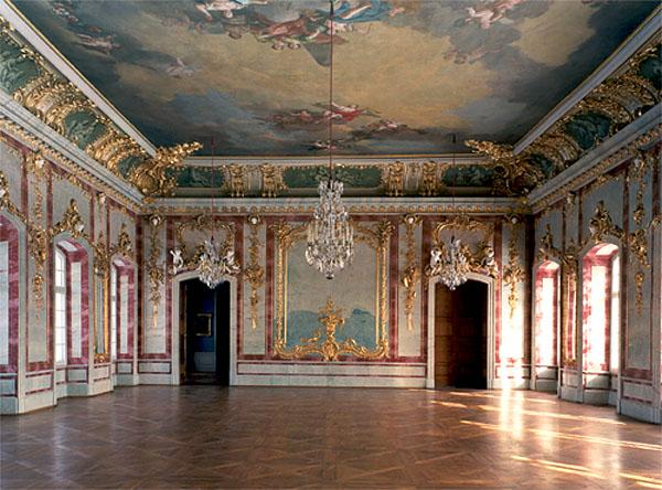 Rundales Castle - Рундальский дворец 16777