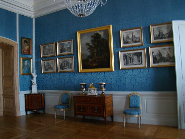 Rundales Castle - Рундальский дворец 27368
