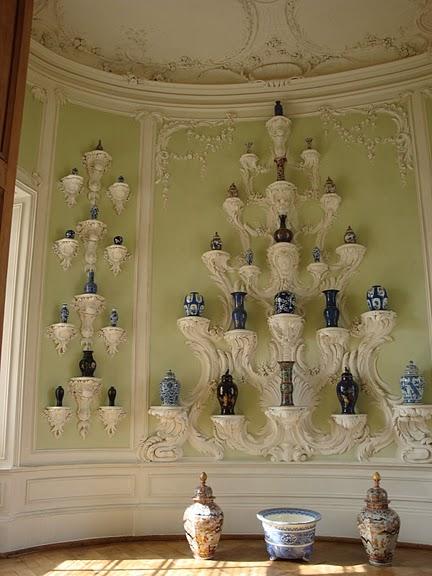 Rundales Castle - Рундальский дворец 39552