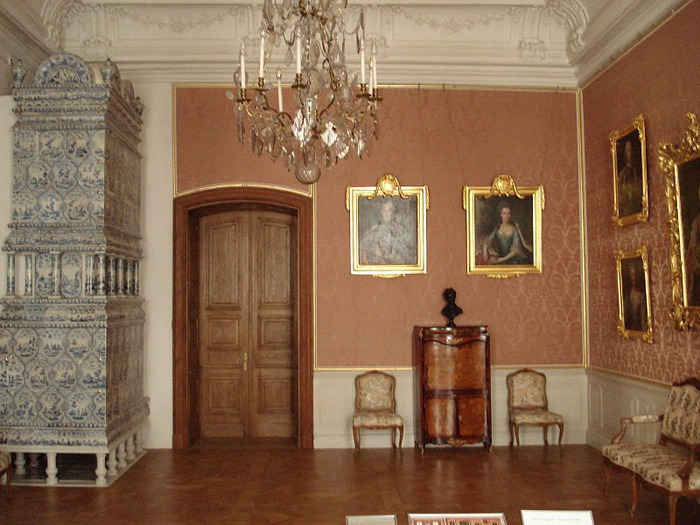 Rundales Castle - Рундальский дворец 47188