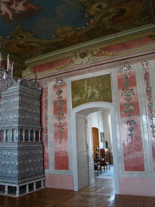 Rundales Castle - Рундальский дворец 92976