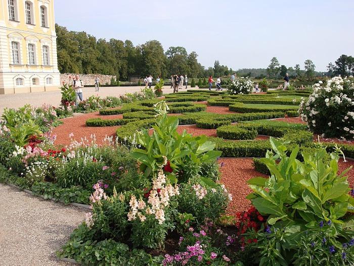 Rundales Castle - Рундальский дворец 22922