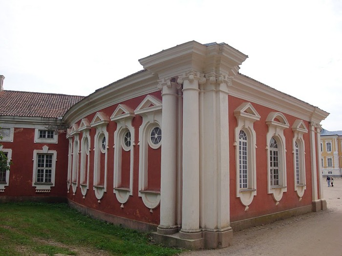 Rundales Castle - Рундальский дворец 37093