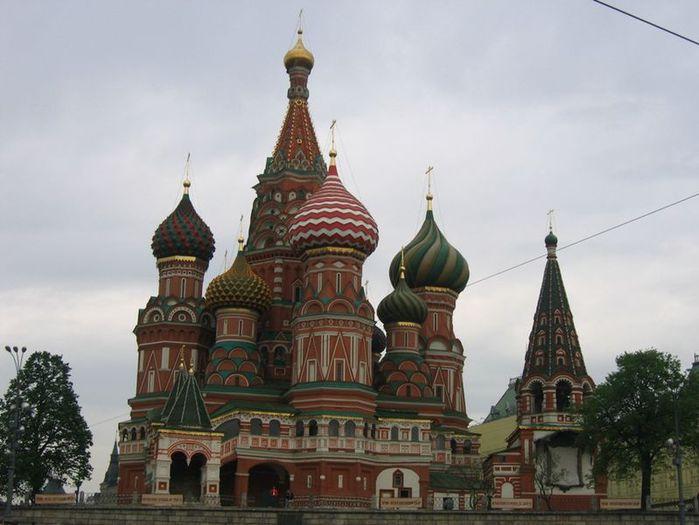 Храм Василия Блаженного 15136