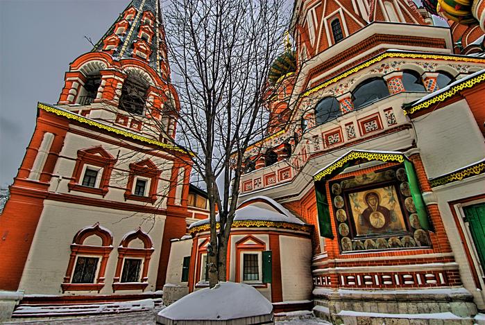 Храм Василия Блаженного 11945