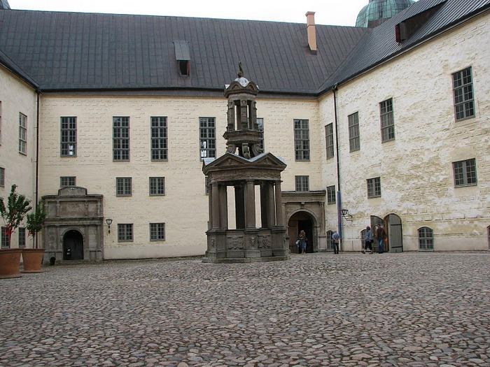 Швеция. Кальмарский замок 58917