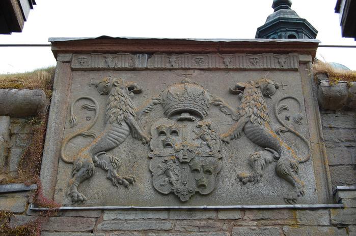 Швеция. Кальмарский замок 11903