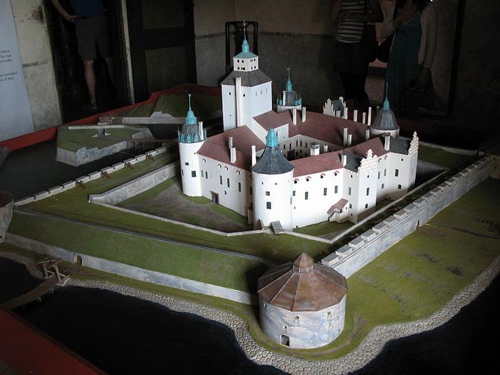Швеция. Кальмарский замок 15662