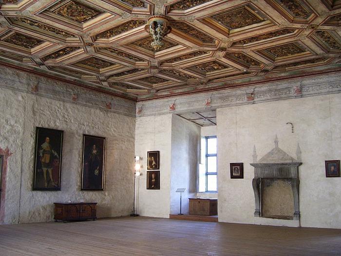 Швеция. Кальмарский замок 98949