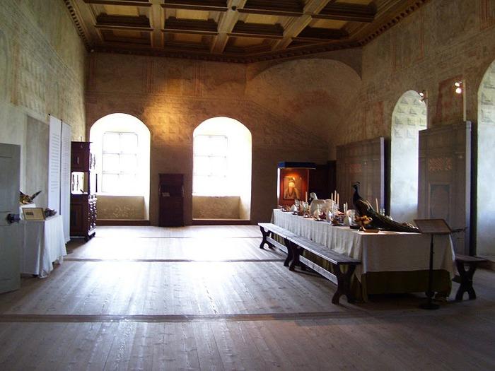 Швеция. Кальмарский замок 85776