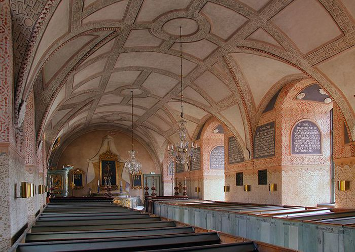 Швеция. Кальмарский замок 90328