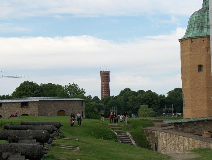 Швеция. Кальмарский замок 58536
