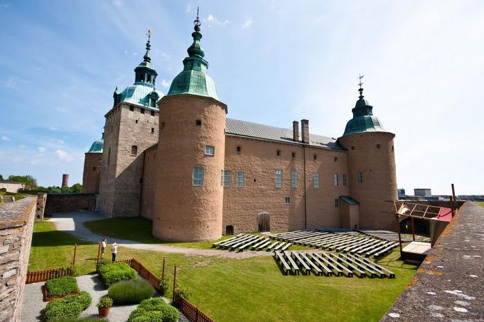 Швеция. Кальмарский замок 39881