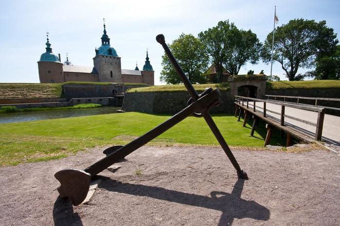 Швеция. Кальмарский замок 99974