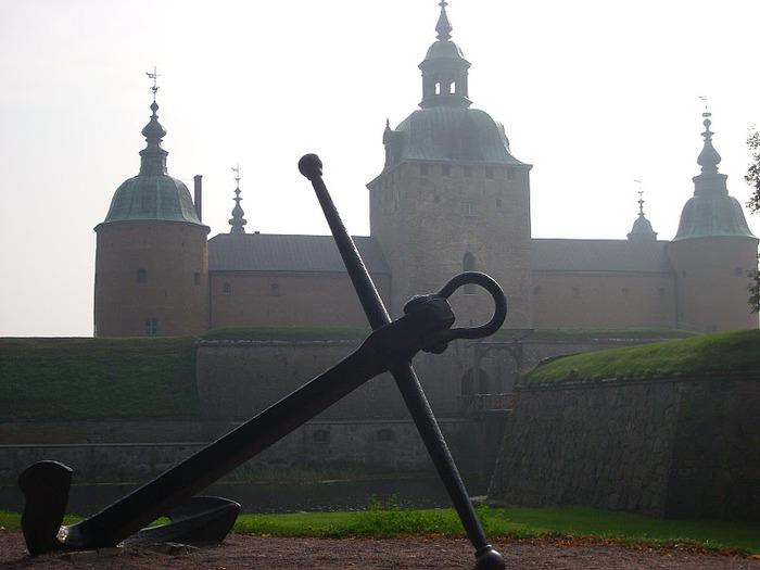 Швеция. Кальмарский замок 22466