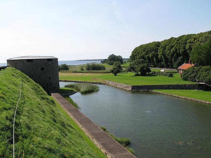Швеция. Кальмарский замок 25041