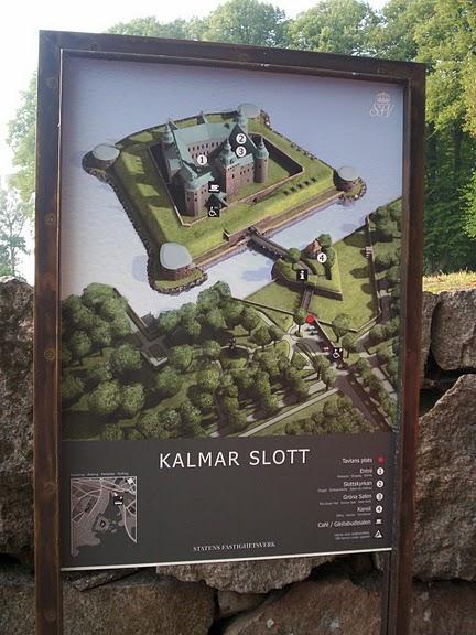 Швеция. Кальмарский замок 92293