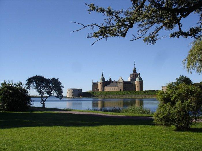 Швеция. Кальмарский замок 30766
