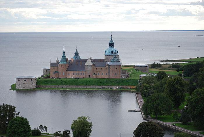 Швеция. Кальмарский замок 23297