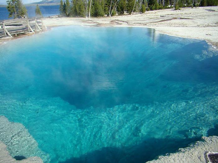 Национальный Парк Йеллоустоуна (Yellowstone National Park) 71380
