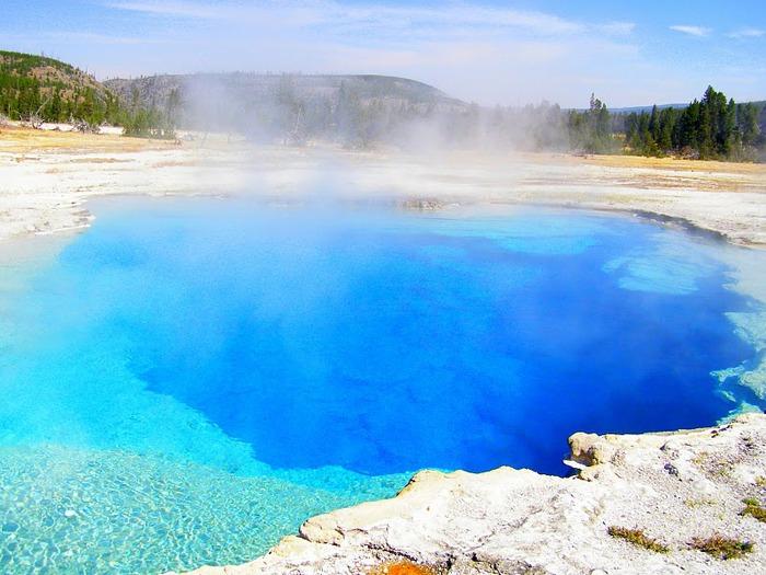 Национальный Парк Йеллоустоуна (Yellowstone National Park) 70192
