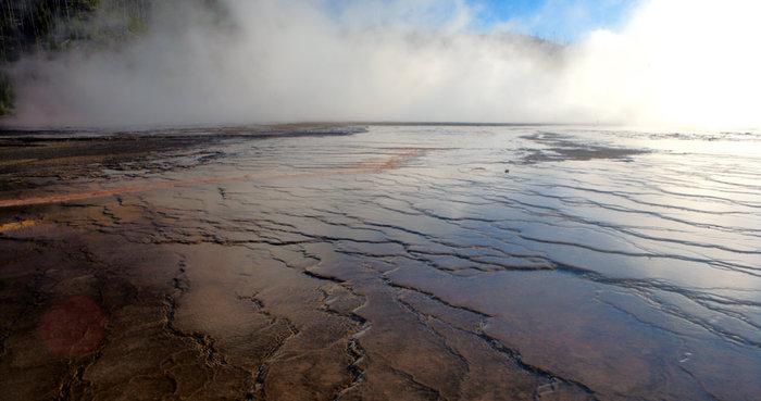 Национальный Парк Йеллоустоуна (Yellowstone National Park) 95339