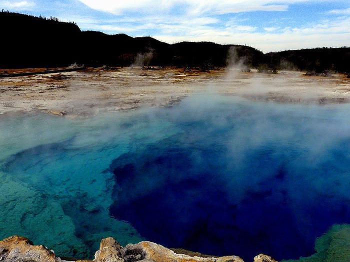 Национальный Парк Йеллоустоуна (Yellowstone National Park) 56628