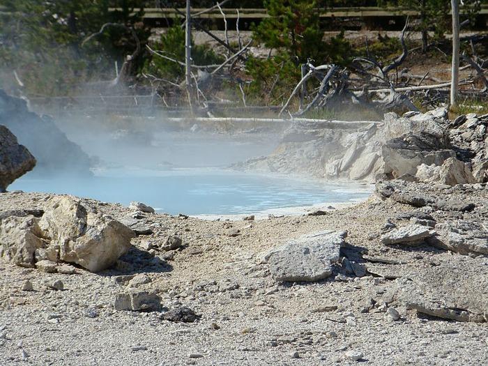 Национальный Парк Йеллоустоуна (Yellowstone National Park) 51584