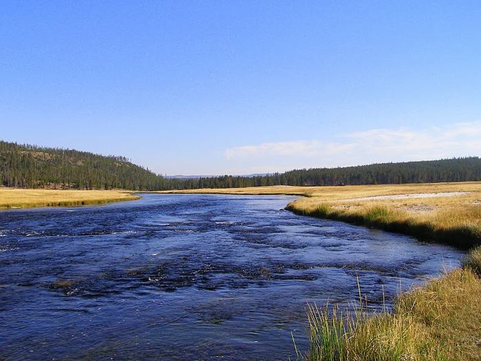Национальный Парк Йеллоустоуна (Yellowstone National Park) 42875