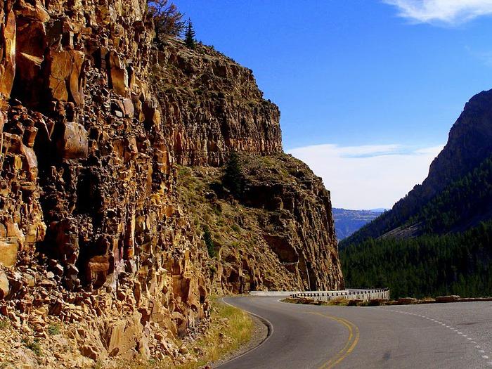 Национальный Парк Йеллоустоуна (Yellowstone National Park) 97757