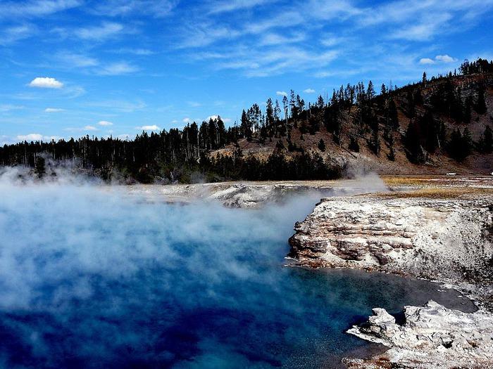 Национальный Парк Йеллоустоуна (Yellowstone National Park) 45990