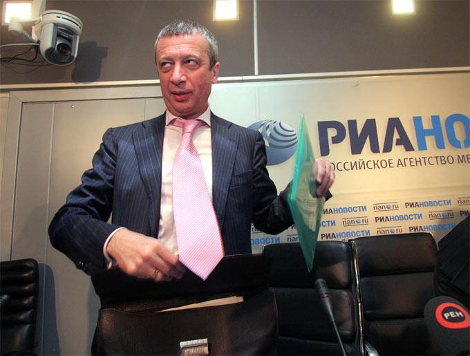 Адвокат Вадим Клювгант полностью на стороне своего клиента