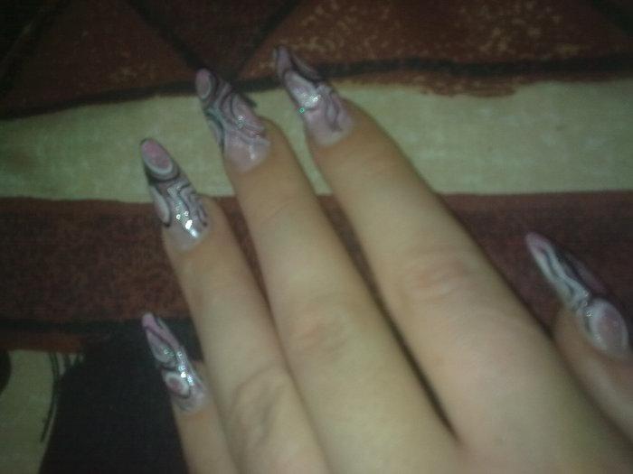 ногти дизайн
