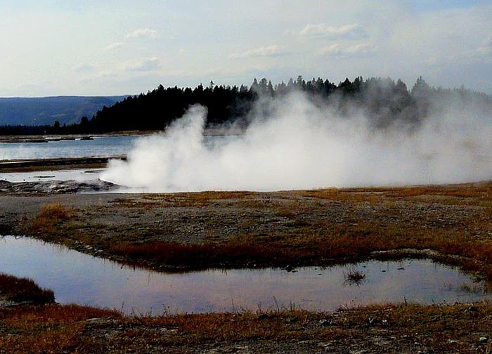 Национальный Парк Йеллоустоуна (Yellowstone National Park) 42032