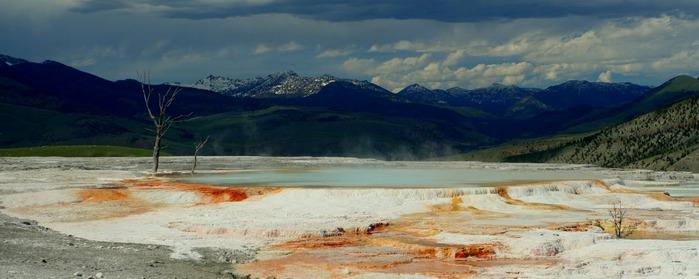 Национальный Парк Йеллоустоуна (Yellowstone National Park) 84632