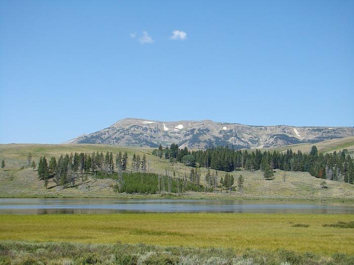 Национальный Парк Йеллоустоуна (Yellowstone National Park) 95832